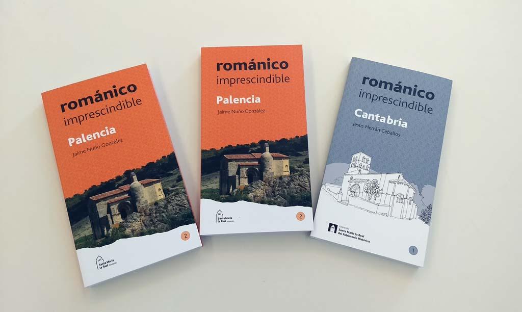 """Colección de guías """"Románico Imprescindible"""""""