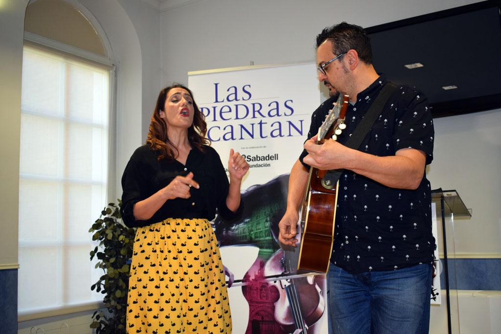 Actuación de Cover Club, Presentación Piedras Cantan 2019