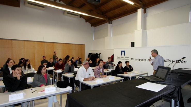 TrainingShool Aguilar de Campoo