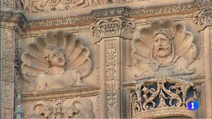 TVE en Salamanca