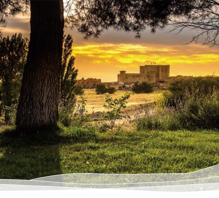Castillo de Fuentes de Valdepero, Palencia en boca, ¡disfrútala!