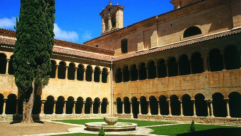 monasterio de Santo Domingo de Silos, Burgos