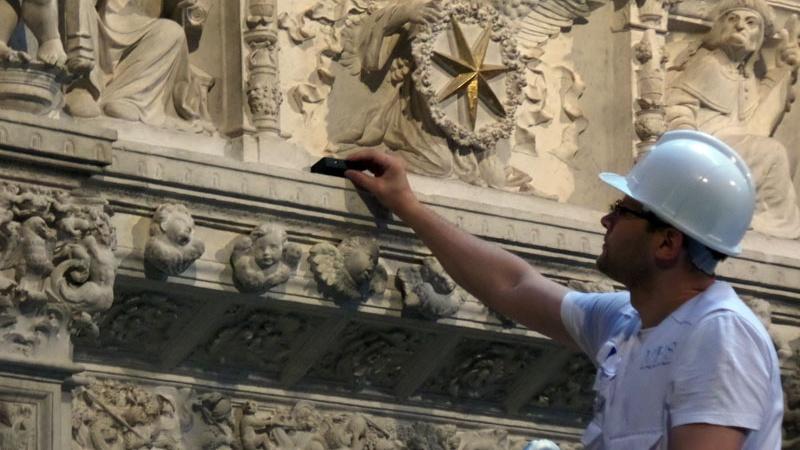 Monitorización catedral de Ávila