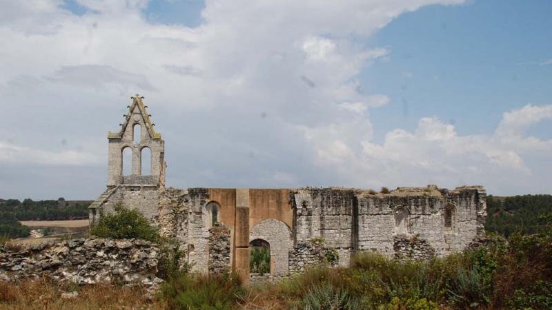 monasterio de La Armedilla, Cogeces del Monte (Valladolid)