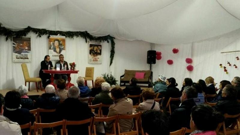 Presentación guía Cantabria. Románico Imprescindible en Feria del Libro de Santander
