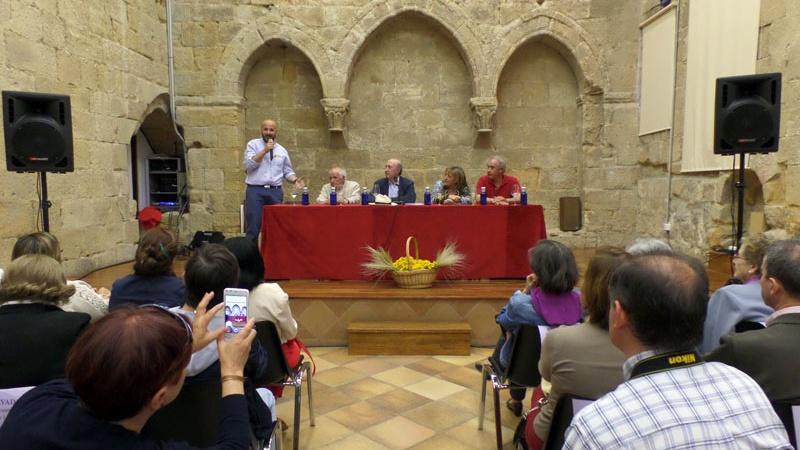 II Encuentro Clubes de Lectura de Palencia con Peridis
