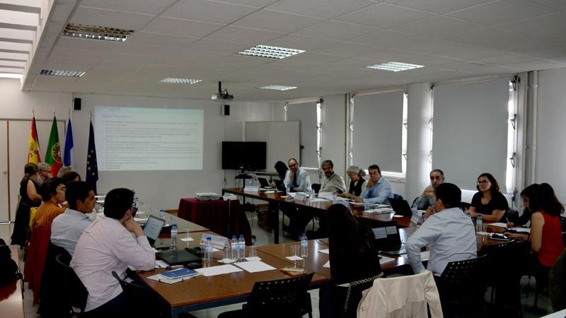 Reunión Guimaraes Heritage Care