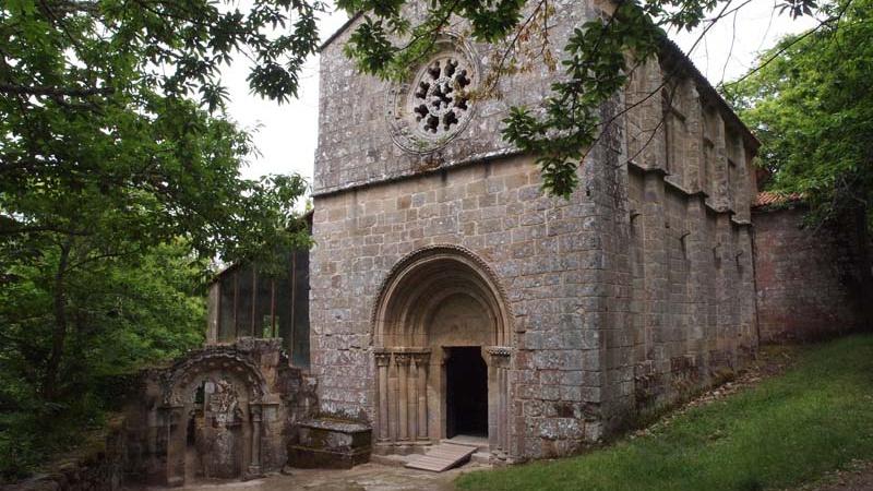 Santa Cristina de Ribas de Sil, Ourense, Jaime Nuño