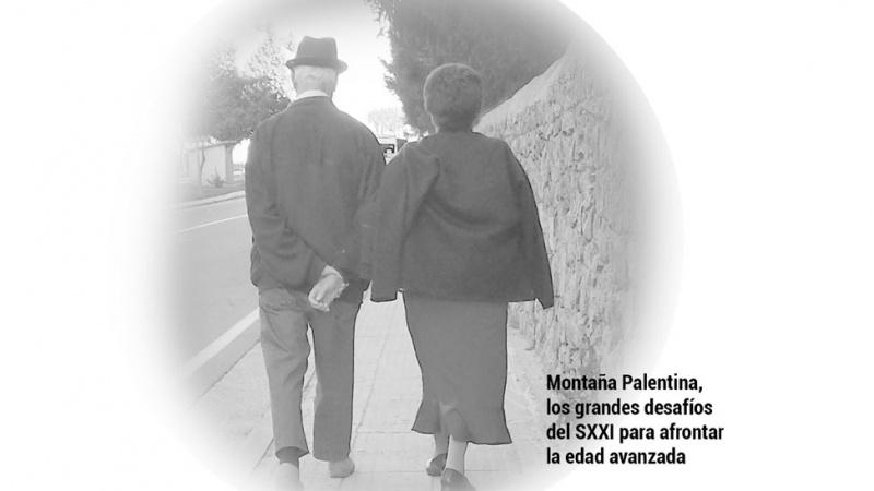 Portada Estudio Demográfico Montaña Palentina