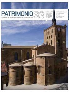 Portada Revista Patrimonio 33