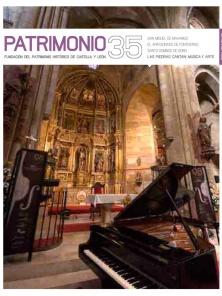 Portada Revista Patrimonio 35
