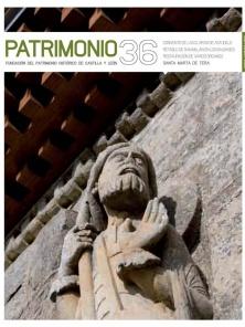 Portada Revista Patrimonio 36