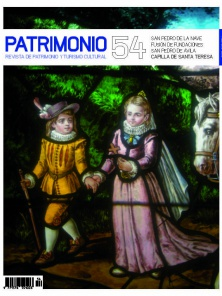Portada Revista Patrimonio 54