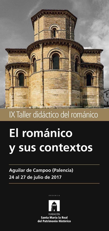 Cartel Taller Románico 2017
