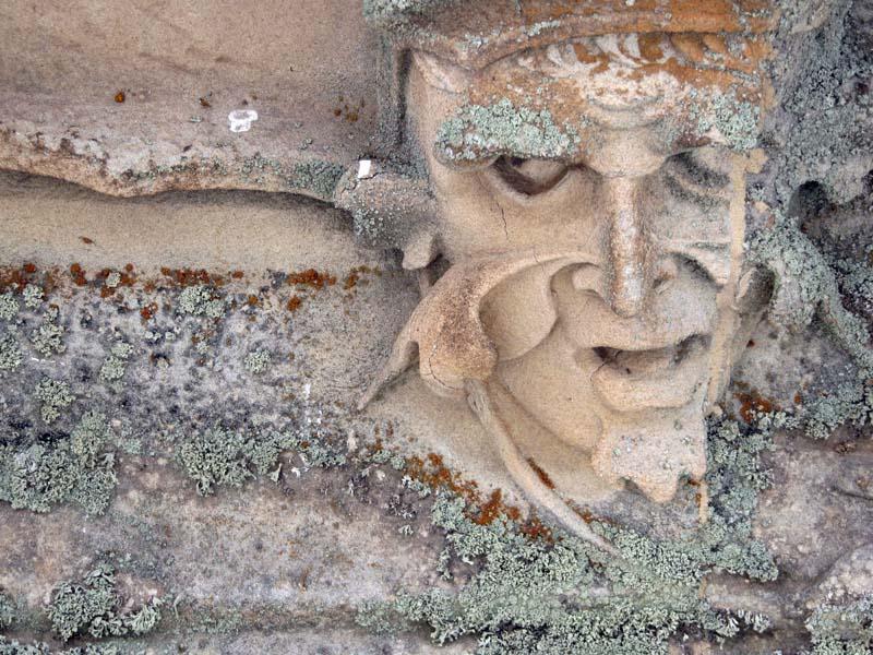 Fachada Rica, Universidad de Salamanca