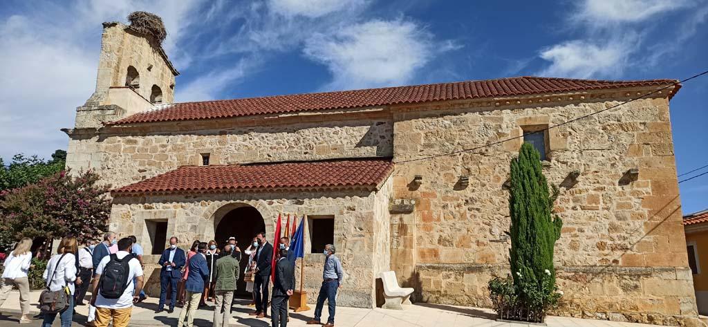 Carrascal de Velambélez, Salamanca, Románico Atlántico