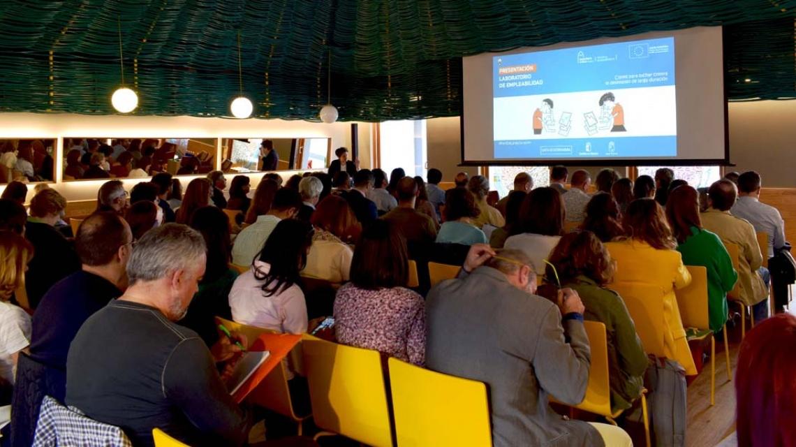 Presentación del Laboratorio de Empleabilidad en Madrid