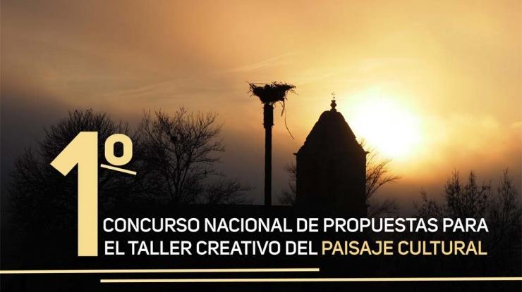 Anuncio I Taller Creativo del Paisaje Cultural