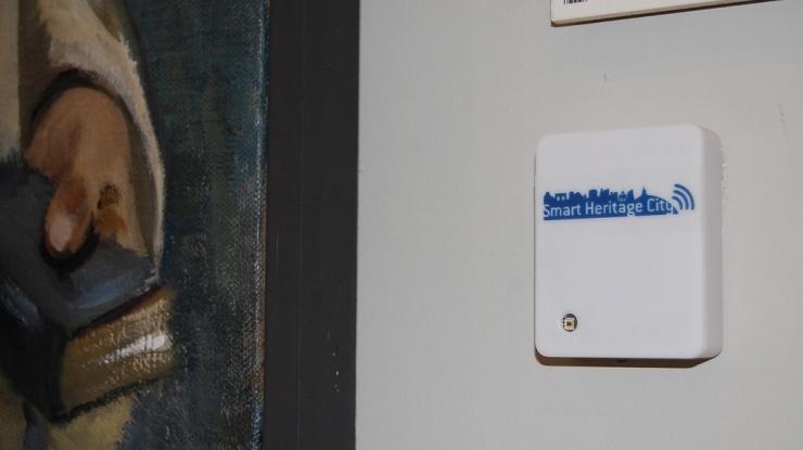 Detalle sensor, SHcity Caprotti