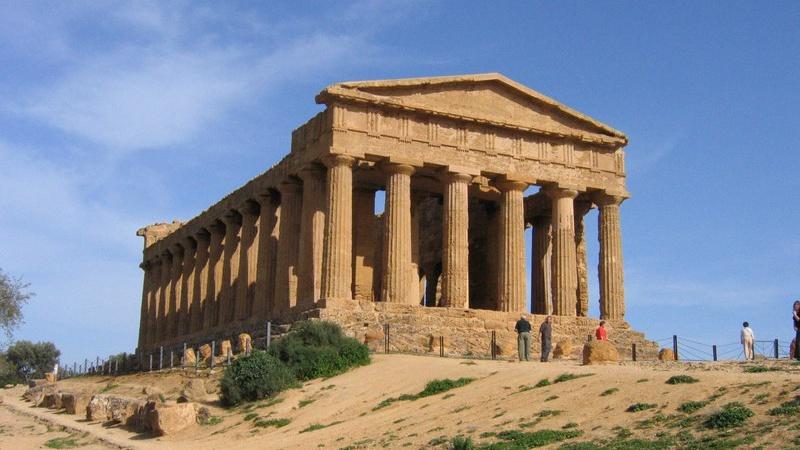 Viaje Sicilia 2016. Agrigento.
