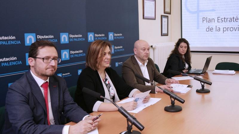 Presentación Plan Estratégico de Turismo Diputación de Palencia