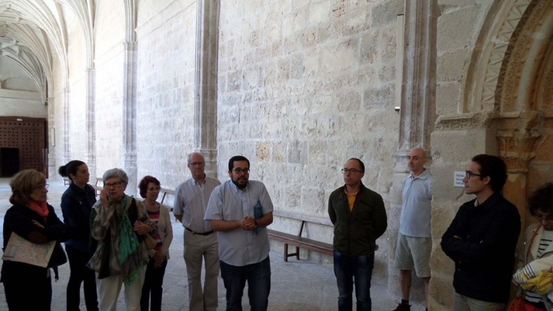 Visita temática guiada al retablo de la catedral de Palencia, a cargo de Pedro Luis Huerta