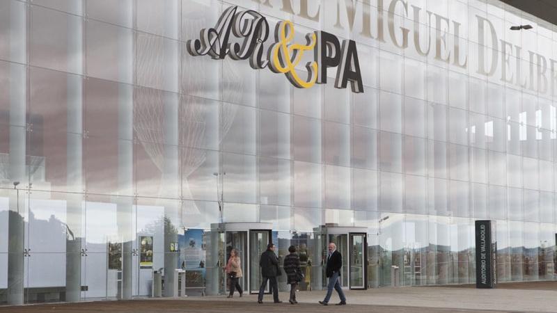 exterior ARPA. Miguel Delibes