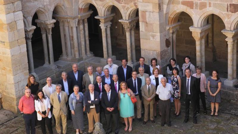 Reunión patronato Junio 2015