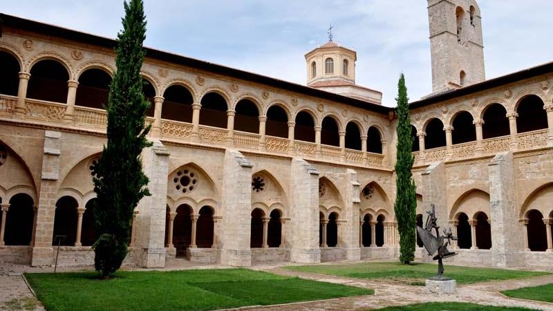 Monasterio de Valbuena de Duero, Valladolid