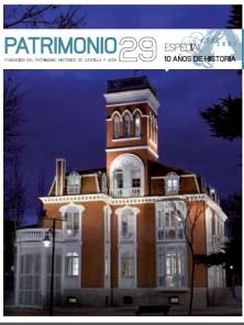 Portada Revista Patrimonio 29
