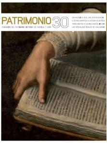 Portada Revista Patrimonio 30