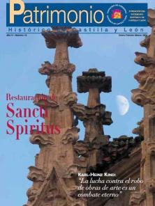 Portada Revista Patrimonio 16