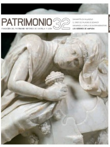 Portada Revista Patrimonio 32