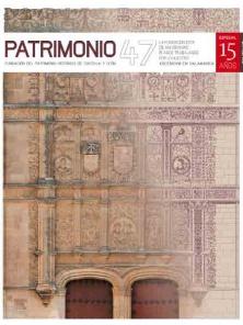 Portada Revista Patrimonio 47